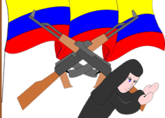 Líder político de FARC no asumirá banca si no hay garantías