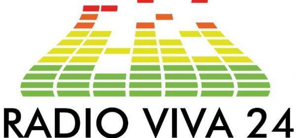 LOGO RADIO VIVA 24