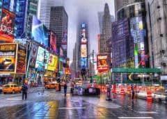 Alcalde de NY a favor de lugares de inyección de opioides