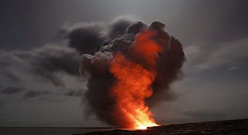 El volcán Kilauea amenaza con más lava y erupciones