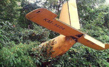 Aviones chocan en vuelo en Alaska; hay un muerto