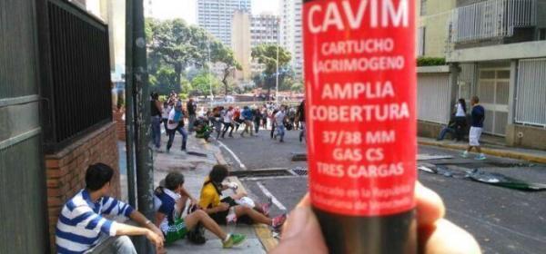 17 muertos en Venezuela tras una estampida provocada por la explosión de una bomba lacrimógena en una fiesta de estudiantes