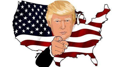 Trump critica a Alemania por sus problemas de inmigración