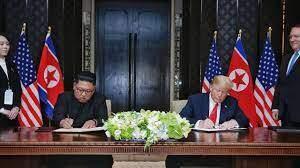 Donald Trump comienza a recoger los frutos de la cumbre con Kim Jong-un