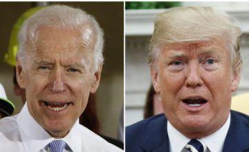 """Trump: """"sueña"""" que Joe Biden sea su rival demócrata en 2020"""