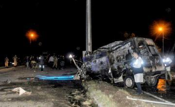 Al menos 30 heridos en nuevo accidente masivo de tráfico en el centro de Cuba