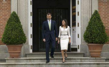 El Rey traslada al presidente del Parlament balear la dificultad de dialogar sobre Cataluña