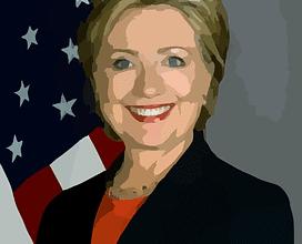 Hillary respaldó el cruce de las fronteras de ilegales, mencionando a Trump en el Festival de Musica de NY.