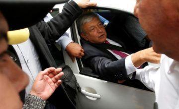 Próximo presidente mexicano se reduce el sueldo y anuncia cortes en privilegios para funcionarios