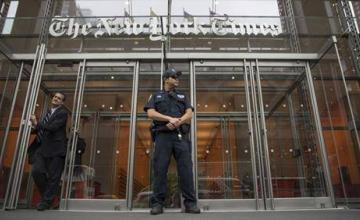 NYT responde al tuit de Trump sobre la reunión de 'noticias falsas' con el editor AG Sulzberger