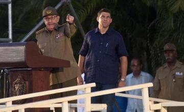 Raúl Castro critica sanciones de EE.UU. a Cuba, Venezuela y Nicaragua