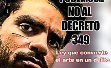 Artistas protestan contra decreto que legaliza la censura en Cuba