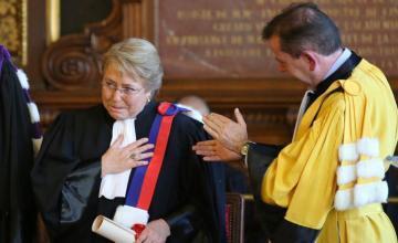 Bachelet nominada como jefa de DDHH de la ONU