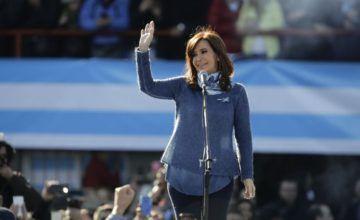 Sobornos: Cristina Kirchner pidió que la militancia no vaya a Comodoro Py y fustigó a Macri