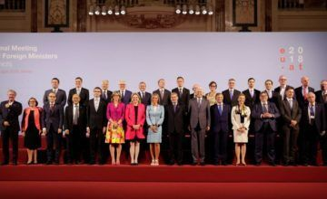 UE plantea ambiciosa alianza de seguridad con Reino Unido tras el Brexit