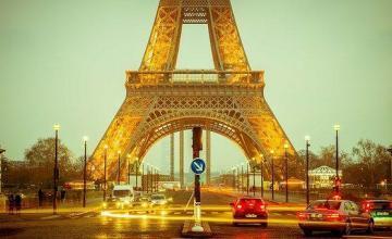 La Torre Eiffel, cerrada por segundo día debido a la huelga de trabajadores