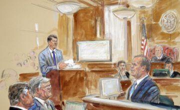 Testigo estelar contra Manafort termina de declarar