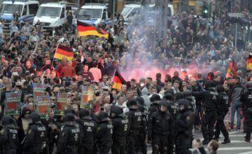 La ultraderecha alemana aplaude la devolución de los inmigrantes que saltaron a Ceuta
