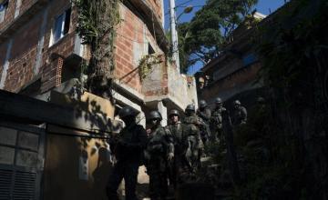 Brasil tuvo en 2017 su año más mortal con un registro de 63.880 homicidios