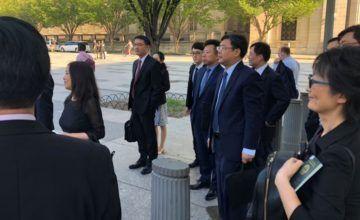 EE.UU. y China concluyen negociaciones sin acuerdo