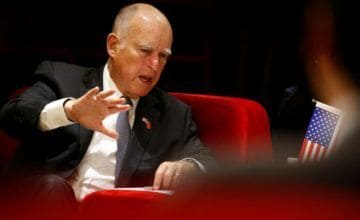 Trump y Jerry Brown hacen reclamos de duelo por causa de incendios en California