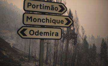 Portugal y España avanzan en lucha contra dos fuegos activos