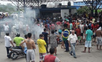 Políticos brasileños alimentan xenofobia en la frontera, afirma párroco