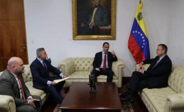 Venezuela pide ayuda para extraditar sospechosos de ataque con drones