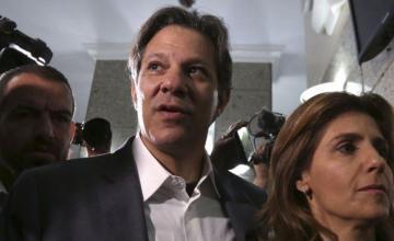 """Partido de Lula aceptará los resultados presidenciales """"gane quien gane"""""""