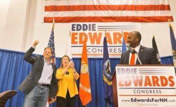 Nuevo Hampshire: republicanos nominan a expolicía negro