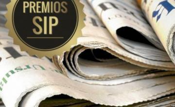 SIP anuncia lista de ganadores de sus premios a la Excelencia Periodística