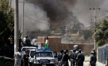 Al menos 20 muertos y 70 heridos por explosiones en capital de Afganistán