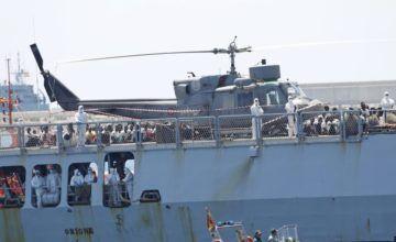 Panamá revoca el permiso para navegar con su bandera al Aquarius