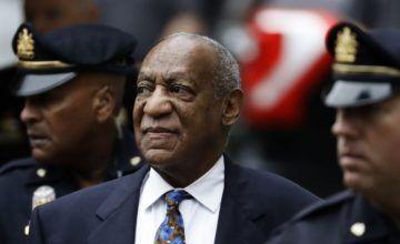 Bill Cosby es sentenciado a un máximo de 10 años de prisión por drogar y violar a una mujer en 2004