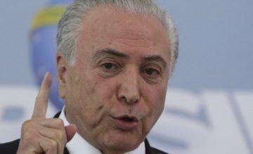 Michel Temer amenaza con dejar de pagar a Cuba por sus médicos en Brasil