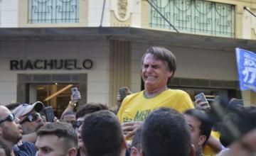 Autor del ataque a candidato en Brasil enviado a un penal de máxima seguridad
