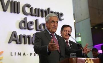 Piñera se reunirá con Trump para discutir sobre integración y Venezuela