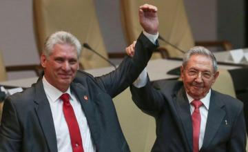 Díaz-Canel se estrena en la ONU rememorando participación militar de Cuba en África