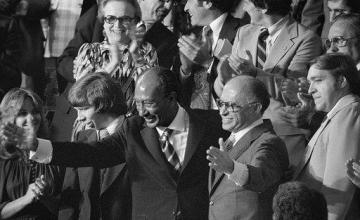 """Entre Israel y Egipto, 40 años de """"paz fria"""""""