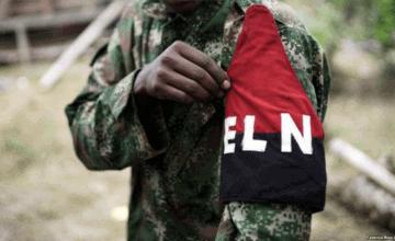 Guerrilla del ELN libera a tres soldados en el noreste de Colombia
