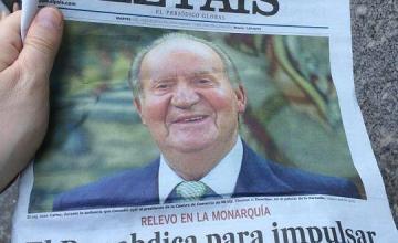 Fiscalía exime al rey Juan Carlos de hechos revelados por una amiga cercana