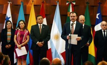 Países del Grupo de Lima trabajan resolución ONU sobre Venezuela: canciller Chile