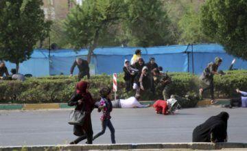 Irán culpa a aliados de EEUU de ataque a desfile militar