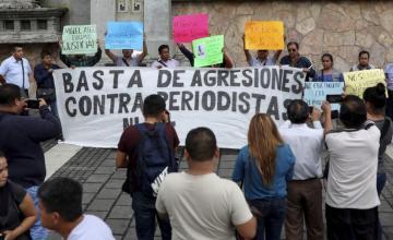 Matan a reportero de periódico del sur de México