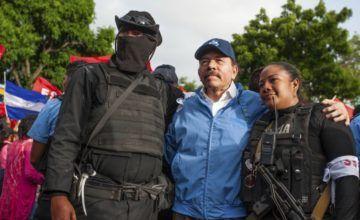 El presidente de Nicaragua, listo para reunirse con Trump pese a amenaza de EEUUC
