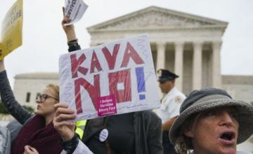 Una fiscal de crímenes sexuales interrogará a Kavanaugh y su presunta víctima