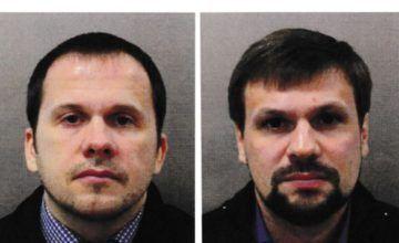 Dos rusos acusados en el caso Skripal dicen que estaban en Salisbury por turismo