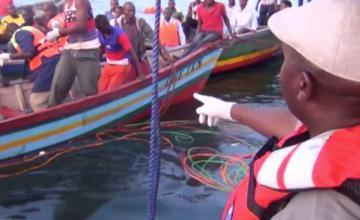 Más de 100 muertos por naufragio de ferry en Tanzania
