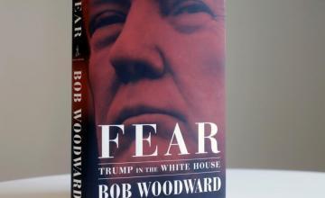 Trump critica enérgicamente nuevo libro sobre su presidencia