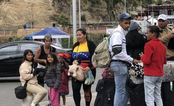 Curazao niega protección a los venezolanos que huyen de la crisis, denuncia Amnistía Internacional